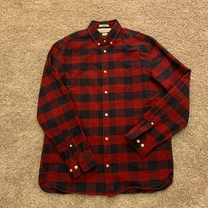 Men's H and M flannel